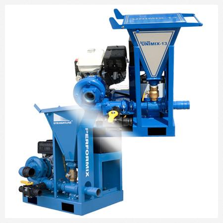 Performix & Unimix Pump Parts