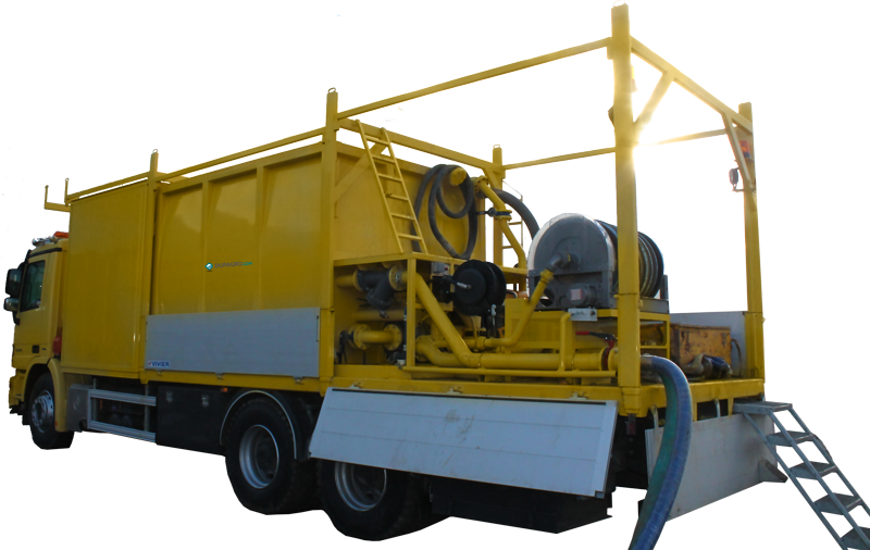 M10 Mud Mixing System