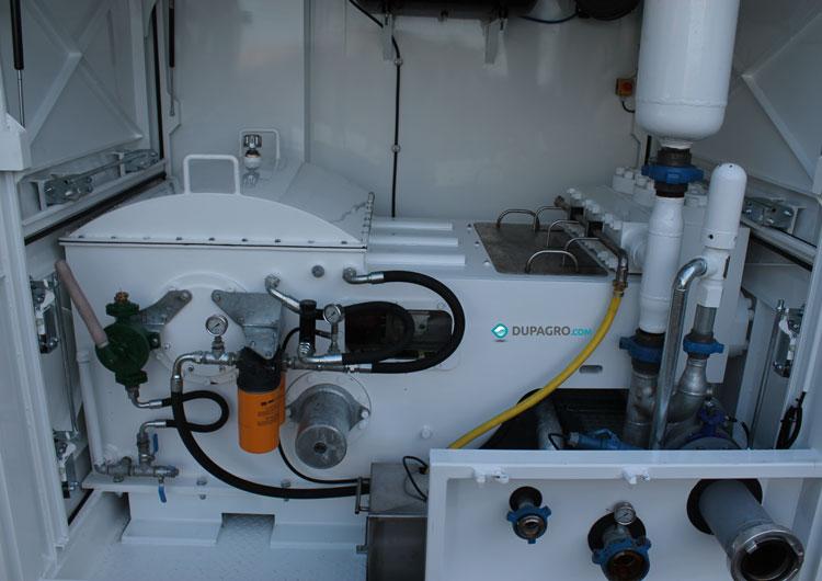 P32D High Pressure Mud Pump System