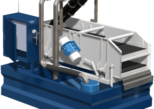 R3E Drilling Mud Reclaiming System