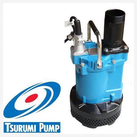 Tsurumi Submersible Pumps