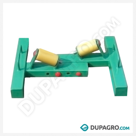 Pipe Rollers Site Equipment